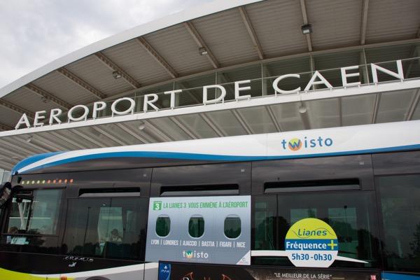 caen airport city bus taxi. Black Bedroom Furniture Sets. Home Design Ideas
